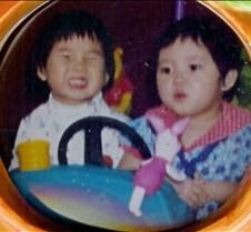1999 Haloween Kaylie Ruthie 3 years no f