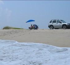 Beach near Avon NC