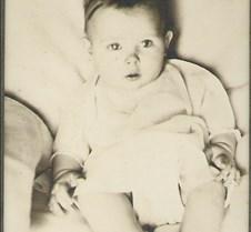 Baby Wesley Edwards 2
