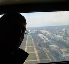 Josh and The Mall from Above