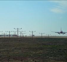 Southwest 737 Landing