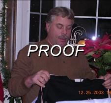 Christmas 2003 - 12/25/2003