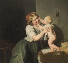 Maternal Bliss-Ferdinand George Waldmull