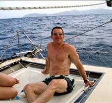 Sailing to JVD