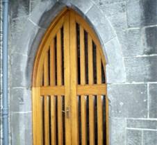 Door in Kilkenny