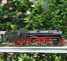 John Coughran's Aster BR-62 (4-6-4)
