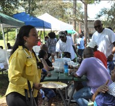 Treasure Coast Haitian C.C 1st family fun day 8/9/2015