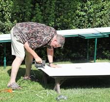 Jim Gabelich Cutting Cement Hardiebacker