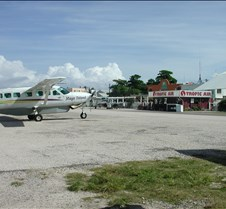 the airport on Ambergris 2