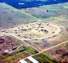 Photos form Helicopter These are just photos that I took while flying around Vietnam. All are in III corp area.