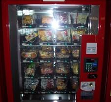 Food vending machines