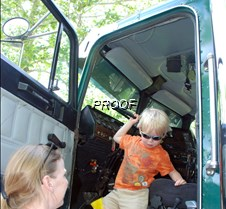 Henry dismount