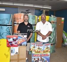 Bobber's donates to MLA