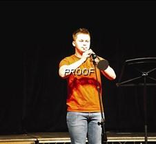 Josh Curry trumpet solo