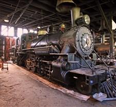 Sierra Railway Baldwin 2-8-0 #28