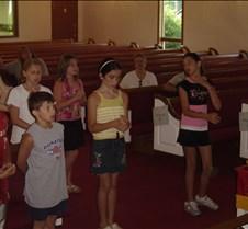2007 VBS closing program and picnic 015