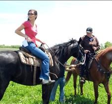 oldil on horse