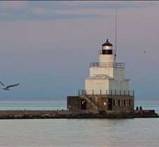Manitowoc North Breakwater Lighthouse