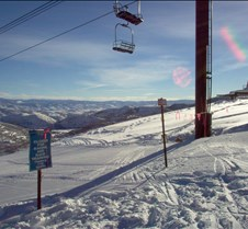 Top of Olympic Downhill