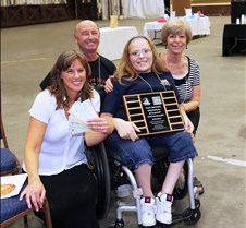 Ron Brown Memorial Enthusiasm Award