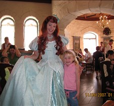 Jaxy with Ariel