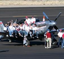 #9 Cloud Dancer  North American P-51
