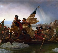 Washington Crossing the Delaware - Emanu