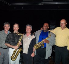Kikuya 8-13-03 Glenn Cashman-Tenor, Jeff Clayto-Alto, Tom Rainier-P,Paul Kreibich-D,Luther Hughes-B