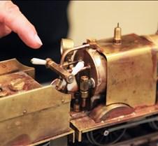 Dennis Bowie's Lice Steam Loco