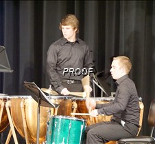 Percussion ensemble 3