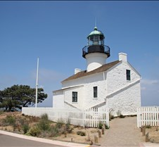 Point Loma Old Lighthouse