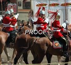 LORD STRATHCONA'S HORSE Horses