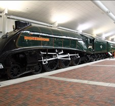 60008 Dwight D Eisenhower 4-6-2 Locomoti