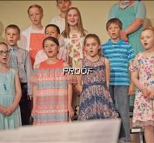3rd grade singing