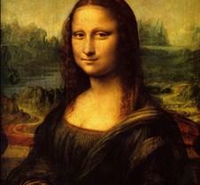 Mona Lisa - Leonardo DaVinci