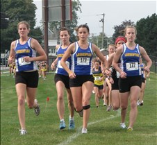 Harry Anderson - Rochester'08 Harry Anderson Invitational in Rochester. 1st place for Laurentian!
