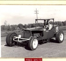 Fred Smith #19