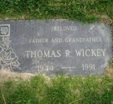 Thomas R Wickey