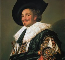 The Laughing Cavalier - Frans Hals