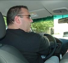Tucson Mark driving