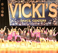 Vicki's Dance Rectial 2015