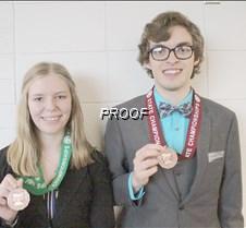 State speech finalists