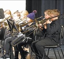 Fifth grade trombones