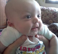 smilin for daddy