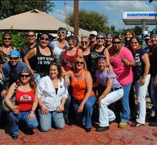 All Girl Ride to Clewiston