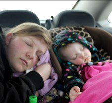 tired beauties