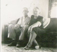 Ruel and Nettie Ellis