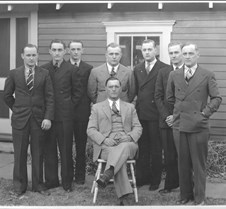 The Seven Thorne Boys and Father
