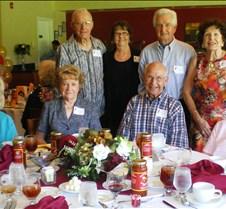 Table Shot 3 Front Row..Vivian Whalen, T