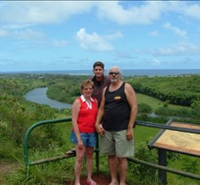 Wailua River Overlook